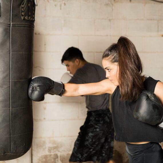 Boxing & Bag